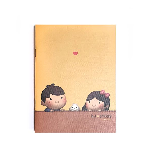 hjs notebook 2 front